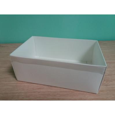 Коробка 2П-В прозрачная
