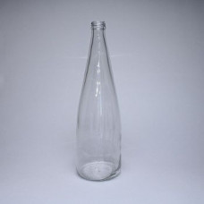 Стеклянная бутылка Bear  1000 мл, под колпачок 28