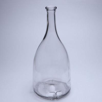 """Стеклянная бутылка """"Белль"""", 1500 мл, пробка"""
