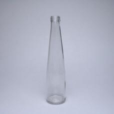 Стеклянная бутылка Bear  330 мл, под колпачок 28мм