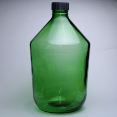 Бутыль Казацкий, 10 л, крышка