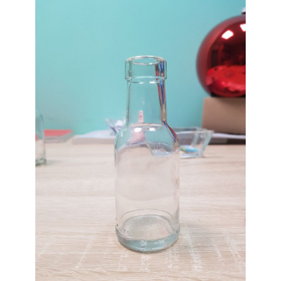 Стеклянная бутылка Домашняя 100 мл, под пробку