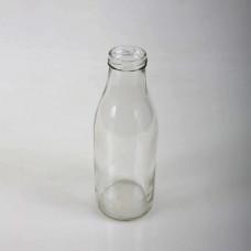"Стеклянная бутылка ""Молочная-миди"" 500 мл Твист (ТО43)"