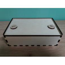 Деревянная коробка для шоколада (20г)