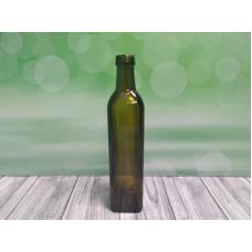 Крышка Стеклянная бутылка Мара, 500 МЛ, под мет. колпачок, 31,5 мм