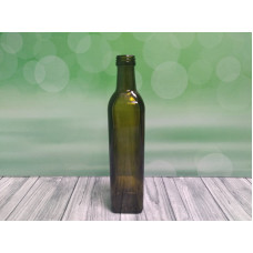 500 Стеклянная бутылка Мара, 500 МЛ, под мет. колпачок, 31,5 мм