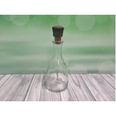 Стеклянная бутылка Белль, 250 мл под пробку