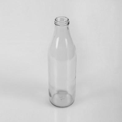 "Стеклянная бутылка ""Молочная-миди"" 750 мл Твист (ТО43)"