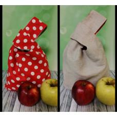 Крышка Японская сумка-узелок (маленькая)