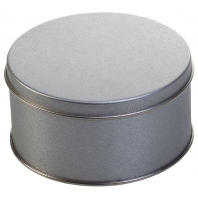 Крышка Металлическая коробка круглая  9,9 диаметр, 5 высота