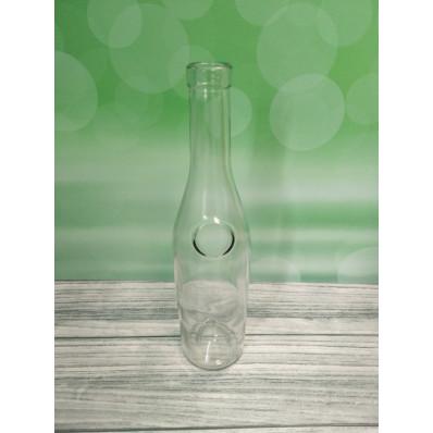 Стеклянная бутылка Бренди, 500 мл, под пробку