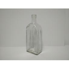 Стеклянная бутылка Маретта500, 500 мл, под колпачок металлический