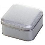 Металлическая коробка 7,6х7,6х4 см