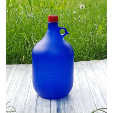 """5000 Бутыль """"Сулия"""", синяя крышка в комплекте"""