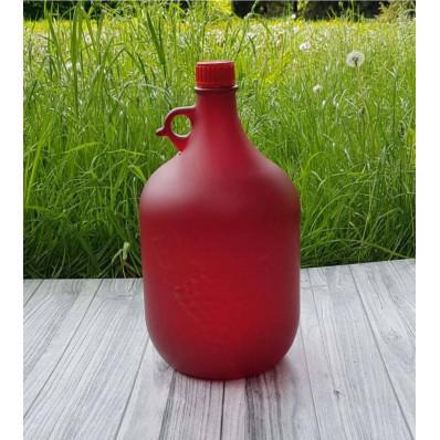"""5000 Бутыль """"Сулия"""", красная крышка в комплекте"""