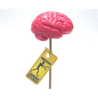 """Крышка Леденец """"Мозг"""" универсальный подарок"""